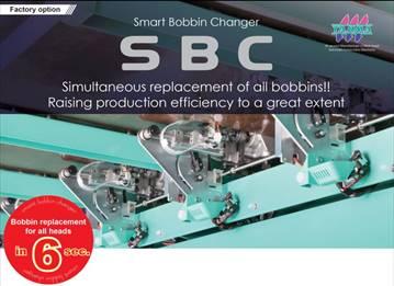 描述: SBC Smart Bobbin Changer