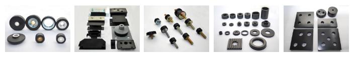 矽橡膠包膠,橡膠螺絲,鐵氟龍包膠,防震橡膠,橡膠,